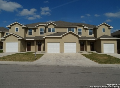 Bexar County Multi Family Home New: 14106 Veneto Dr