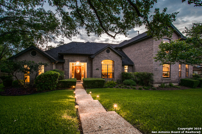 San Antonio Single Family Home Active Option: 11 Inwood Manor