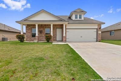 New Braunfels Single Family Home New: 2627 Diamondback Trail