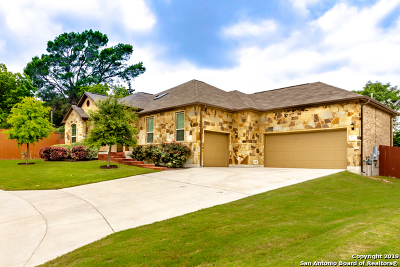 New Braunfels Single Family Home New: 493 Pecan Farms