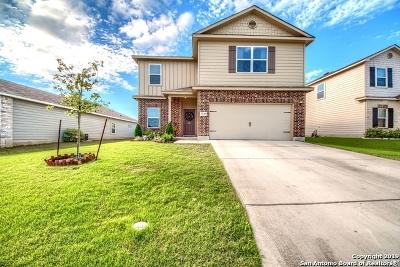 Converse Single Family Home Price Change: 7130 Marina Del Ray