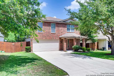 Universal City Single Family Home Active Option: 10522 Springwood Sq