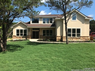 New Braunfels Single Family Home New: 2625 Wild Cat Roost