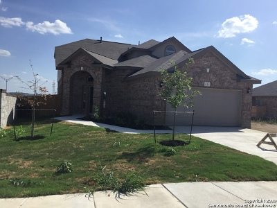 Helotes Single Family Home For Sale: 11702 Bricewood Bluff