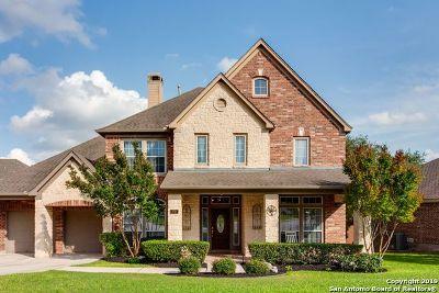 Stone Oak Single Family Home New: 70 Horseshoe Canyon
