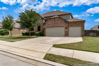 Schertz Single Family Home New: 10404 Aurora Sky