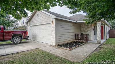 Cibolo Single Family Home Active Option: 104 Briar St