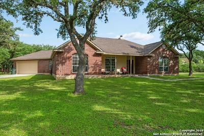 Bulverde Single Family Home New: 30217 Running Deer Dr