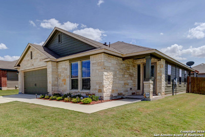 New Braunfels Single Family Home New: 2566 Lonesome Creek Trail