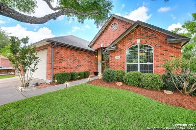 Helotes Single Family Home Active Option: 9346 Gray Sage
