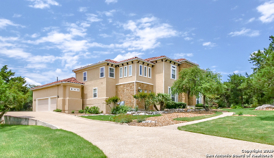 Helotes Single Family Home Price Change: 9711 Mandalay Way