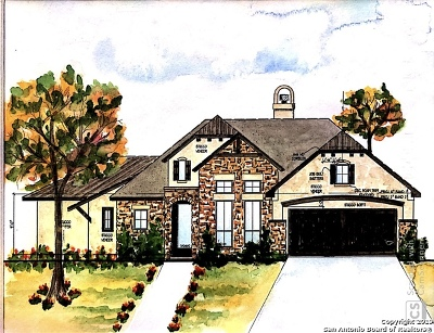 New Braunfels Single Family Home New: 949 Gruene Place Dr