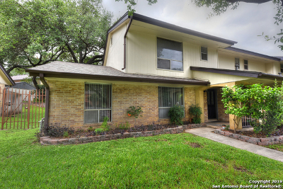 San Antonio Condo/Townhouse Back on Market: 8915 Datapoint Dr #45A