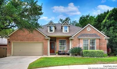 San Antonio Single Family Home New: 18507 Rogers Bend