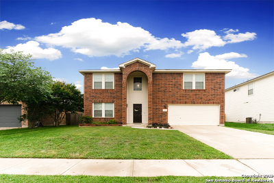 Cibolo Single Family Home New: 120 Dew Fall Trail