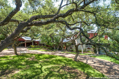 Wimberley Single Family Home New: 10 Chisholm Trail
