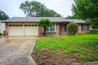 San Antonio Single Family Home Active Option: 2619 Worldland Dr