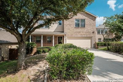 San Antonio Single Family Home New: 8806 Mainland Bluff