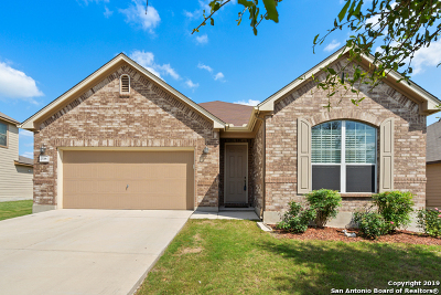 New Braunfels Single Family Home Active Option: 338 Flat Land Pass