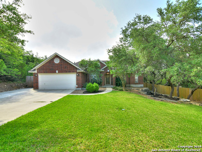 San Antonio Single Family Home New: 26003 Lame Beaver