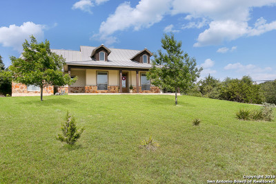 Helotes Single Family Home Active Option: 400 Shepherds Crook