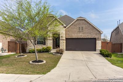 San Antonio Single Family Home New: 12315 Pecos Valley