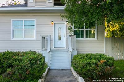 San Antonio Single Family Home New: 2219 Flores St