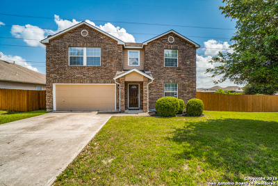 Schertz Single Family Home New: 3402 Whisper Trace