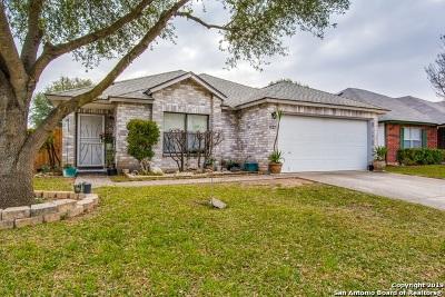 San Antonio Single Family Home New: 5127 Kayla Brook