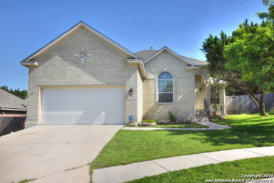 San Antonio Single Family Home New: 8211 Creekrun Trail