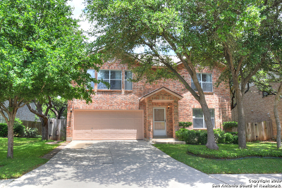San Antonio Single Family Home New: 2215 Cypress Pearl