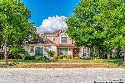 San Antonio Single Family Home New: 24922 Birdie Ridge