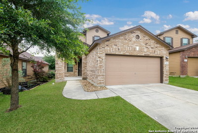 Converse Single Family Home New: 7306 Hawk Mtn