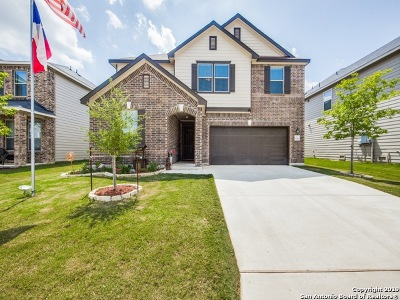 Bexar County Single Family Home New: 8515 Clipper Harbor