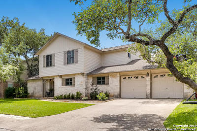 San Antonio Single Family Home New: 2211 Oak Ranch