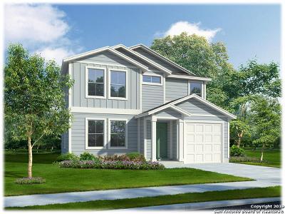 San Antonio Single Family Home New: 6423 Legato Curve