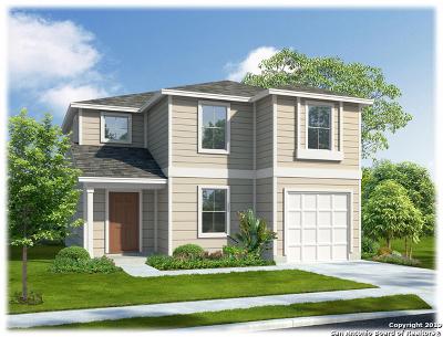 San Antonio Single Family Home New: 6407 Legato Curve