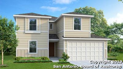 San Antonio Single Family Home New: 14703 Hooded Merganser
