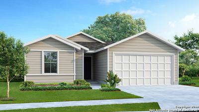 San Antonio Single Family Home New: 14707 Hooded Merganser