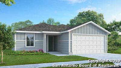 San Antonio Single Family Home New: 314 Moscovy Duck