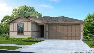 San Antonio Single Family Home New: 222 Moscovy Duck