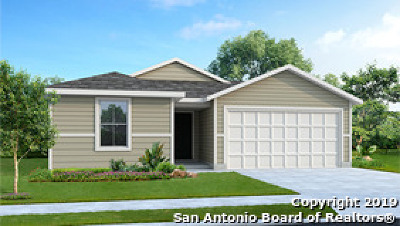 San Antonio Single Family Home New: 310 Moscovy Duck