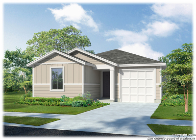 San Antonio Single Family Home New: 6432 Legato Curve