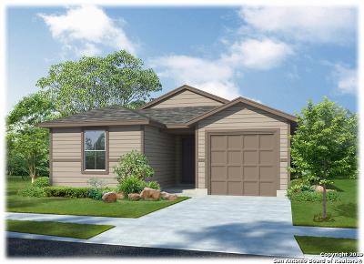 San Antonio Single Family Home New: 6428 Legato Curve