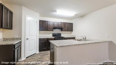 San Antonio Single Family Home New: 6424 Legato Curve