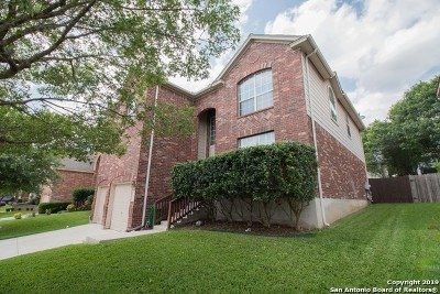 Bexar County Single Family Home New: 3027 Sonora Mesa
