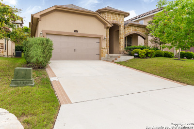 Bexar County Single Family Home New: 8134 Powderhorn Run