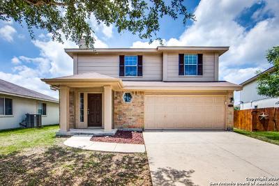 San Antonio Single Family Home New: 14235 Yellow Warbler