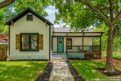 Single Family Home New: 126 Haynes Ave