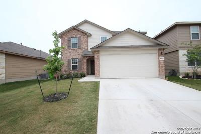 San Antonio Single Family Home New: 8849 Palmetto Falls